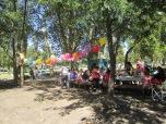 The Porteños love celebrating!
