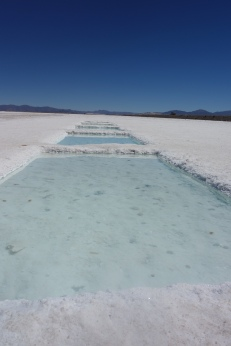 Salinas Grandes in Northern Argentina