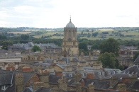 Oxford from above